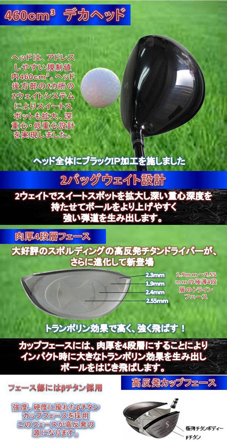 ロイヤルトップ SD-01 ドライバー_2