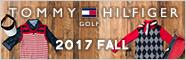 トミーヒルフィガーゴルフ夏コレクション