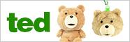 世界中で大人気『ted』のヘッドカバー・ポーチ