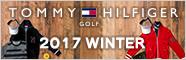 トミーヒルフィガーゴルフ レディス冬コレクション