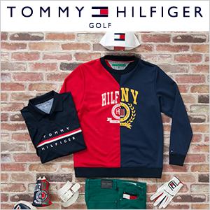 トミーヒルフィガーゴルフ
