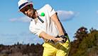 真剣ゴルフを勝ち抜く!しゃれた大人の攻めるウエア