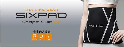 MTG シックスパッドシェイプスーツ商品入荷!
