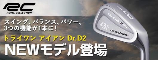 練習器具トライワン アイアン Dr.D2