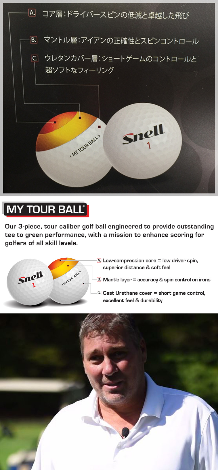 マイツアーボール